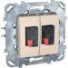 ���� �� ����� ������� ������� Schneider Electric UNICA ������� MGU5.8787.25ZD