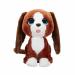 Цены на Hasbro Furreal Friends E4649 Счастливый рыжик Мягкая интерактивная игрушка Счастливый рыжик – щенок с круглыми синими глазами,   длинными коричневыми ушами,   белой грудкой и белыми лапками. Плюшевый щенок умеет реагировать на голос и прикосновения – воет в о