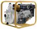 Цены на Koshin Бензиновая мотопомпа Koshin STR - 50EX Бензиновая мотопомпа STR - 50EX предназначена для перекачки воды с низким уровнем загрязнения. Для корректной работы мотопомпы диаметр твердых частичек в жидкости не должен превышать 0,  8 см. То есть вода может сод