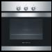 """Цены на BELTRATTO BELTRATTO FSM 6401.XM Многофункциональный духовой шкаф фронт из стекла и стали,   поворотные переключатели Класс энергопотребления """"A"""" • Ширина 60 см • 6 режимов нагрева • Полезный объем рабочей камеры 62 л • 1 лампа подсветки • Решетка для жарки"""