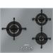 Цены на SMEG SMEG PV163S - 1 Газовая поверхность независимая Рабочая поверхность из закаленного стекла Поворотные переключатели Количество конфорок: 3 Габариты: 40х60х51 см Автоматический электроподжиг