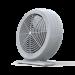 Цены на TIMBERK TIMBERK TFH S20SMX.G тепловентилятор площадь обогрева 20 кв.м мощность обогрева 2000 Вт механическое управление защита от перегрева