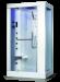 Цены на Душевая кабина Wasserfalle W - 9802 L Габариты 100х80х225 см Европейское качество,   сенсорный пульт управления,   удобное сиденье,   современный дизайн. Wasserfalle W - 9802  -  это закрытая кабина прямоугольной формы,   левосторонняя,   стандартных размеров 100 на 80 с