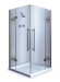 Цены на Душевой угол Wasserfalle F 2001 90х90 Габариты 90х90х200 см. Душевой уголок квадратной формы на низком поддоне.Преимущества: ударопрочное закаленное стекло 8 мм,   распашные двери,   усиленные прочный поддон. Страна - производитель  -  Германия Гарантия 1 год