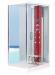Цены на Душевая кабина Wasserfalle W - 9907А R Габариты 120х80х210 см Европейское качество,   сенсорный пульт управления,   удобное сиденье,   современный дизайн. Wasserfalle W - 9907А  -  это закрытая кабина прямоугольной формы,   правосторонняя,   стандартных размеров 120 на 8