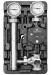 """Цены на Meibes UK ME 66811.10 Насосная группа с насосом Grundfos Alpha 2 L 25 - 60,   1"""",   контур без смесителя,   поколение 8 Meibes Meibes UK с насосом Grundfos Alpha 2 L 25 - 60 (ME 66811.10) применяется в контуре отопления,   контуре загрузки бойлера,   контуре вентиляции"""