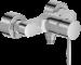 Цены на Jacob Delafon Cuff E45533 - CP смеситель для душа Смеситель Jacob Delafon Cuff E45533 - CP для душа расход воды 14 л/ мин ограничитель температуры воды