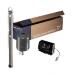 Цены на Grundfos SQE 2 - 55 погружной скважинный насос (комплект) Комплект для поддержания постоянного давления с насосом SQE включает в себя:  -  насос SQE 2 - 55,   с кабелем 40 м в водонепроницаемой оболочке;   -  блок управления CU 301;   -  напорный мембранный бак 8 л/ 7 б