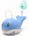 Цены на AND Компрессорный детский ингалятор AND CN - 232 Китенок Ингалятор AND CN - 232 является компактным медицинским прибором,   предназначенным для лечения и профилактики заболеваний дыхательных путей и легких. Прибор комплектуется маской для детей и маской для взр