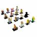 Цены на Минифигурка LEGO 71018 Представляем вашему вниманию серию минифигурок 2017 года,   2 версия. В данной серии представлено 16 персонажей,   включая одного секретного:  -  продавец хот - догов (Sausage Man);   -  эльфийка (Elf Girl);   -  девочка - бабочка (Butterflies Girl