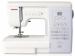Цены на JANOME Швейная машина Janome 6260 QC 6260 QC Функциональная,   дополненная электронным управлением швейная машина Janome 6260 QC ориентирована на домашнее использование,   обеспечивает возможности для успешной обработки тканей с легким или средним у