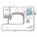 Цены на ELNA Швейная машина Elna 1241OK 1241OK Новая швейная машина Elna 1241OK  – электромеханическая машина,   которая довольно проста в управлении. Из особенностей следует отметить возможность совершать 15 швейных операций различного типа. Также вы смо