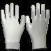 Цены на Перчатки нейлоновые белые с полиуретановым покрытием р.10 (13222) Перчатки нейлоновые,   13g,   с полиуретановым покрытием ладони обеспечивают необходимую чувствительность пальцев и ладони. Защищают руки от потертостей и мозолей. Данные перчатки надежно защищ