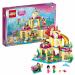 Цены на Конструктор LEGO 41063 Lego Disney Princess 41063 Лего Принцессы Дисней Подводный дворец Ариэль Увлекательный конструктор из серии Disney Princesses от LEGO из 379 деталей. Построй удивительный подводный дворец и отправляйся навстречу приключениям вместе