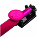 Цены на (палка для селфи) Mini Wireless Selfie Sticker CPH12 Rose Беспроводной Bluetooth монопод. 60 см