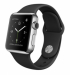 ���� �� Watch 38mm with Sport Band MLCK2 Black ������������ ������� Watch OS ��������� ��������� ���������� ���� ��������� �������� iOS 8 ��������� ��������� ��������� iPhone 5 � ���� ����������� � ���������� ��� ������� SMS,   �����,   ���������,   Facebook,   Twitter,