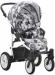 Цены на Bebetto Прогулочная коляска Bebetto Rainbow с шасси White LAK01 BIA серый Прогулочная коляска Bebetto Rainbow с шасси White LAK01 BIA серый отличный вариант для прогулок с ребенком,   коляска: легкая,   маневренная,   проходимая