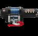 Цены на Лебедка электрическая для ATV и квадроцикла Master Winch X 3500 S с синтетическим тросом MasterWinch MW X3500S Технические характеристики лебедки Master Winch X 3500 S Модель Master Winch X 3500 s Максимальное тяговое усилие 3500 lbs (1587 кг.) Рабочее на