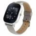 Цены на Умные часы ASUS ZenWatch 2 (WI502Q) Silver / Leather Khaki Silver Asus Общие характеристики Тип умные часы Операционная система Android Wear Поддержка платформ Android 4.3,   iOS Уведомления с просмотром или ответом SMS,   почта,   календарь,   Facebook,   Twitter,