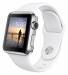 Цены на Watch 38mm with Sport Band (MJ302) Silver Apple Тип умные часы Операционная система Watch OS Установка сторонних приложений есть Поддержка платформ iOS 8 Поддержка мобильных устройств iPhone 5 и выше Уведомления с просмотром или ответом SMS,   почта,   календ