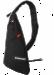 """Цены на Рюкзак WENGER """" SLING BAG"""" ,   с одним плечевым ремнем,   цв. черный (18302130)"""
