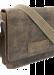 """Цены на Сумка наплечная горизонтальная WENGER """" ARIZONA"""" ,   цвет коричневый,   30х7x25 см"""