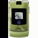 ���� �� Motorola Motorola RAZR V3i green