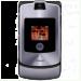 ���� �� Motorola Motorola RAZR V3i silver