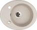 Цены на Kuppersberg Кухонная мойка Kuppersberg CAPRI 1B1D S BLACK METALIC Внешние размеры 580 x 470 x 210 Размеры чаши 372 мм База встраивания 45 см Сливное отверстие на 3 ,   круглый перелив в чаше Оборачиваемость: Оборачиваемая,   с двумя предварительно просверленн