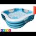 Цены на Надувной бассейн Intex квадрат 229х229х56 см 57495 с57495