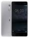 Цены на Nokia 6 64GB Dual (4GB RAM) Silver Android 7.1 Тип корпуса классический Материал корпуса алюминий Управление механические/ сенсорные кнопки Количество SIM - карт 2 Режим работы нескольких SIM - карт попеременный Поддержка MST есть Вес 169 г Размеры (ШxВxТ) 75.