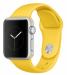 Цены на Apple Watch Sport 38mm with Sport Band MMF02 Silver/ Yellow Операционная система Watch OS Установка сторонних приложений есть Поддержка платформ iOS 8 Поддержка мобильных устройств iPhone 5 и выше Уведомления с просмотром или ответом SMS,   почта,   календарь,