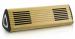 Цены на Remax RB - M3 Gold Модель: RB - M3 Gold Материал корпуса: алюминий Bluetooth модуль 4.0 + EDR. Диапазон работы до 10 м 2 динамика,   40 мм,   3 Вт х 2 Встроенный аккумулятор: 700 мАч Подзарядка от micro USB порта Время работы до 6 часов Время позарядки: 2 часа Кноп