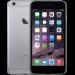 Цены на Apple Apple iPhone 6 Plus 16Gb Space Gray Большой сверхчеткий дисплей нового iPhone 6 Plus выполнен по улучшенной технологии S - IPS и отличается эталонной цветопередачей,   а также специальным покрытием,   делающим экран отлично читаемым даже под прямым солнеч