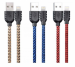 Цены на Remax / Lightning Sagitar Double Sieded 1000mm Red Кабель USB USB - кабель предназначенный для зарядки.