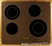 Цены на Kuppersberg Электрическая варочная панель Kuppersberg FA6RC Bronze