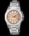 Цены на Casio Женские японские наручные часы Casio SHEEN SHE - 4509SG - 4A [SHE - 4509SG - 4AER] SHE - 4509SG - 4A У женских часов Casio SHEEN SHE - 4509SG - 4A [SHE - 4509SG - 4AER] корпус и браслет сделаны из прочной нержавеющей стали,   часы имеют кварцевый механизм,   точность хода