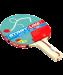 Цены на Ракетка для настольного тенниса Level 100,   60210 so - 000635