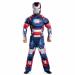 Цены на Marvel Костюм Железного Человека Патриот (6 - 8 лет (рост 118 - 132 см)) Комплектация: костюм - комбинезон,   маска Материал: полиэстер