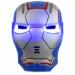 Цены на Marvel Маска Железного Человека синяя с подсветкой ()