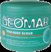 Цены на Geomar GEOMAR Скраб - талассо для тела 14408 Моделирующий скраб Талассо отшелушивает кожу,   деликатно восстанавливает и разглаживает,   делая ее равномерной.Аргановое масло и масло каритте интенсивно питают и смягчают,   кожа становится более увлажненной и обрет