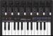 Цены на Reloop Keyfadr MIDI - клавиатура,   25 динамических клавиш,   восемь слайдеров,   16 вращаемых регуляторов,   восемь энкодеров с возможностью нажатия,   арпеджиатор. В комплекте программа Ableton Live 9 Lite.