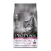 Цены на Pro Plan Pro Plan Delicate сухой корм для взрослых кошек с проблемным пищеварением (с индейкой и рисом),   1,  5 кг