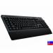Цены на Logitech Logitech G G613 gaming keyboard Black USB Logitech G613 Wireless Mechanical Gaming Keyroard – одна из немногих беспроводных клавиатур с механическими переключателями. Она займет достойное место на столе геймера.