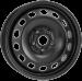 Цены на ALCAR STAHLRAD (KFZ) ALCAR STAHLRAD (KFZ) 9535 Audi A3/ VW/ Skoda 6x16 5x112 ET50 dia 57.1 Black