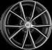 Цены на 1000 Miglia 1000 Miglia MM035 7.5x17 5x112 ET45 dia 57.1 matt anthracite polished lip
