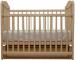 Цены на Счастливый малыш Кровать Счастливый малыш Дюймовочка слоновая кость 8 Детская кроватка «Дюймовочка» с продольным маятниковым механизмом станет незаменимым помощником для родителей новорожденного ребенка в первые месяцы жизни. Благодаря бесшумному легкому