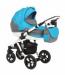 """Цены на Adamex Коляска Adamex """" AVILA"""" ,   (серый + синий принт 277W) Сезон: ВсесезонныйЦвет: серый + синийСтрана - производитель: ПОЛЬШАМеханизм складывания: книжкаКоличество колес: 4Тип колес: надувныеРемни безопасности: 5 - ти точечныеЧисло положений спинки: 4Во"""