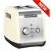 Цены на KitchenAid Тостер KitchenAid 5KMT221EAC Кремовый Гарантийный срок,   лет: 2 Цвет: Кремовый Материал: Сталь Мощность: 1100Вт Напряжение: 220 - 240 В Частота: 50 - 60 Гц Габариты (В х Г х Ш): 21х28.6х18.4 см Вес: 2.3 кг Производитель: KitchenAid Страна производит