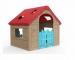 Цены на Keter Игровой Дом Keter Foldable Playhouse Складной Бежевый - красный Игровой Дом складной Домик с изюминкой уникальное решение для игр дома и на свежем воздухе быстро складывается в портативный чемодан,   как форма для хранения в узких пространствах. легкий